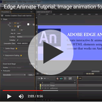 Edge Animate Video Thumb