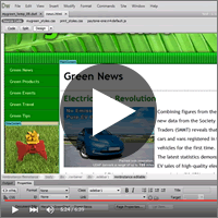 dreamweaver animation tutorial