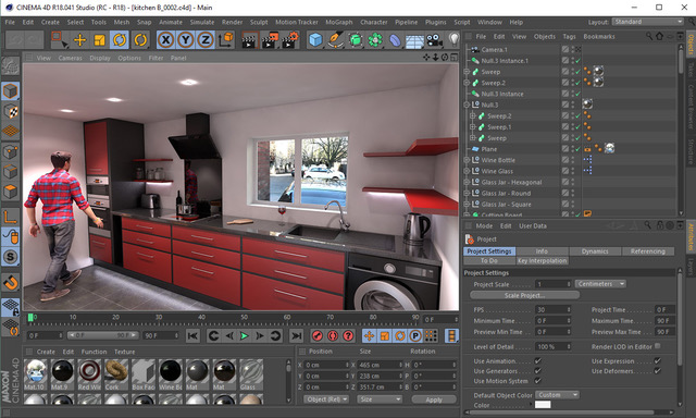 Quick Pro Tips for Faster Renders in Cinema 4D | XCT 3D Blog
