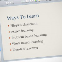 ways to learn graphic list